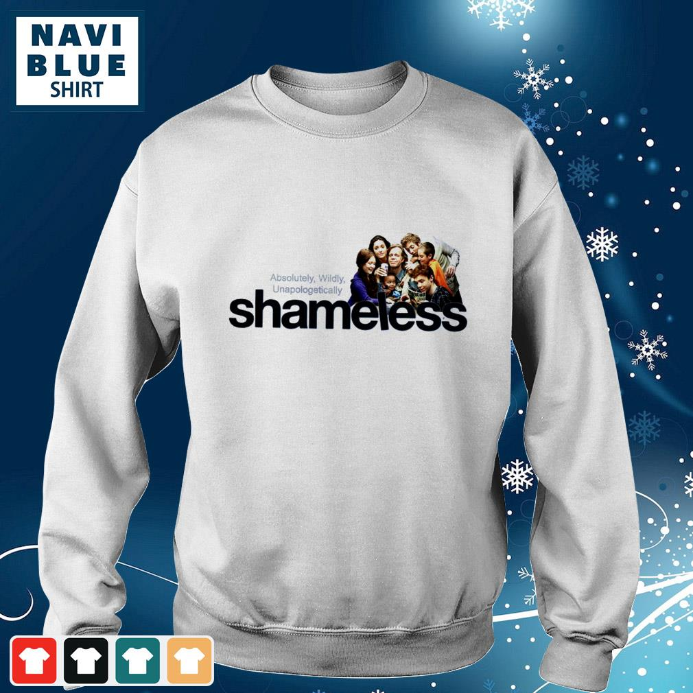 Absolutely Wildly Unapologetically Shameless movies seasons sweater