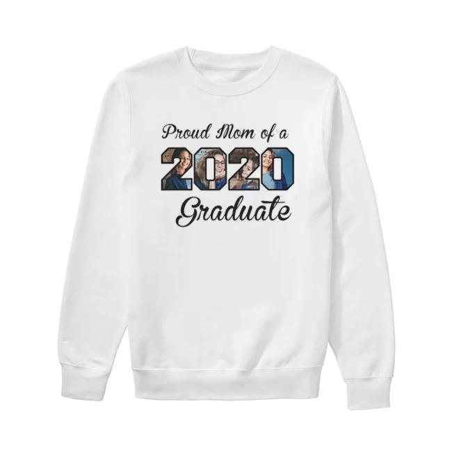 Hot Proud Mom of a 2020 Graduate Sweater