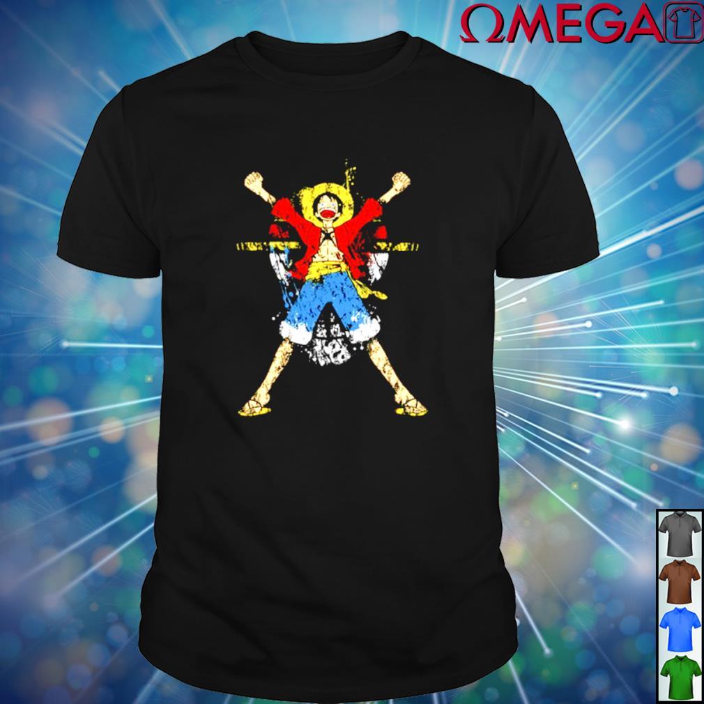 Monkey D. Luffy One Piece T-shirt