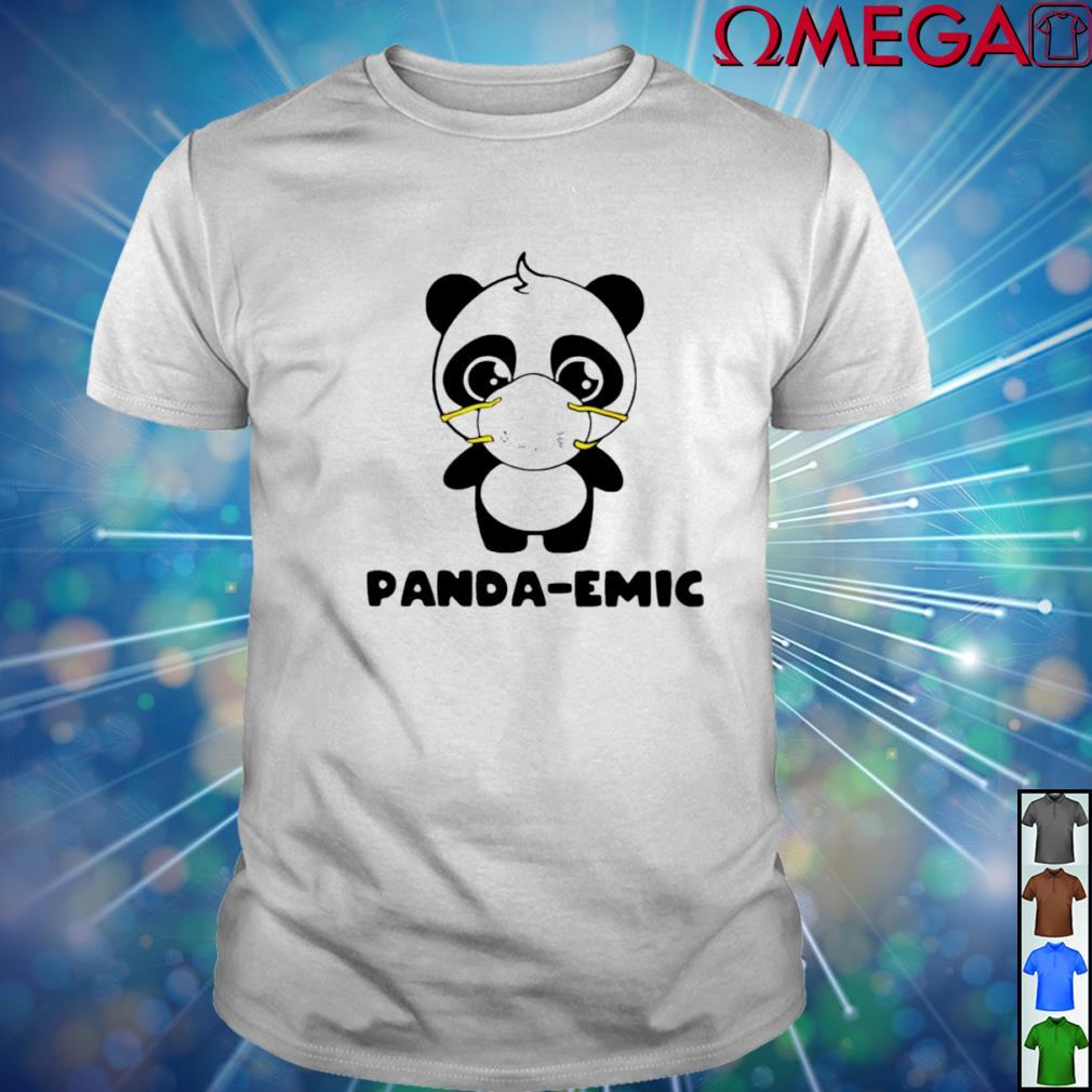 Panda-Emic quarantined T-shirt