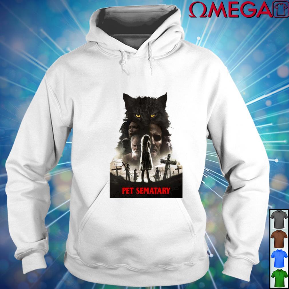 Pet Sematary film of Stephen King s hoodie