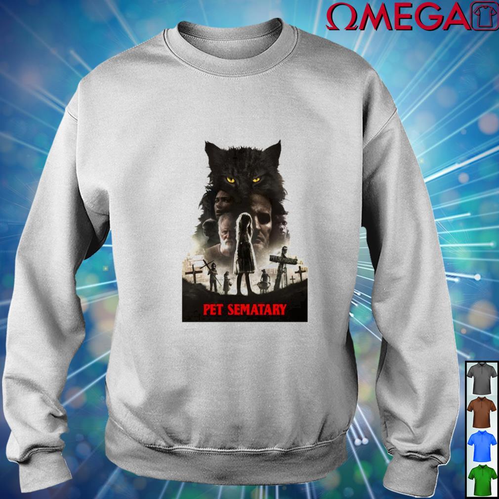 Pet Sematary film of Stephen King s sweater