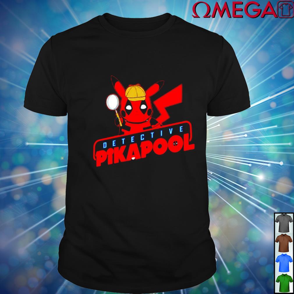 Pokemon Detective Pikapool T-shirt