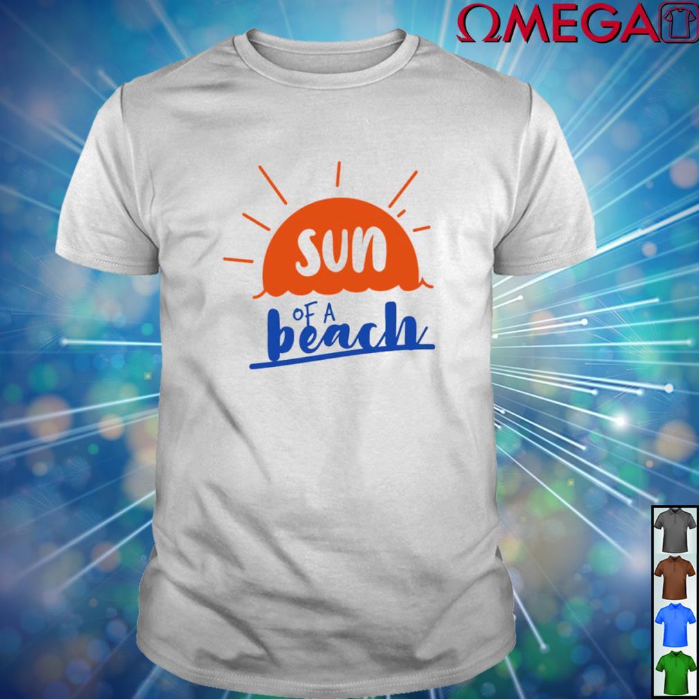 Sun of a beach shirt