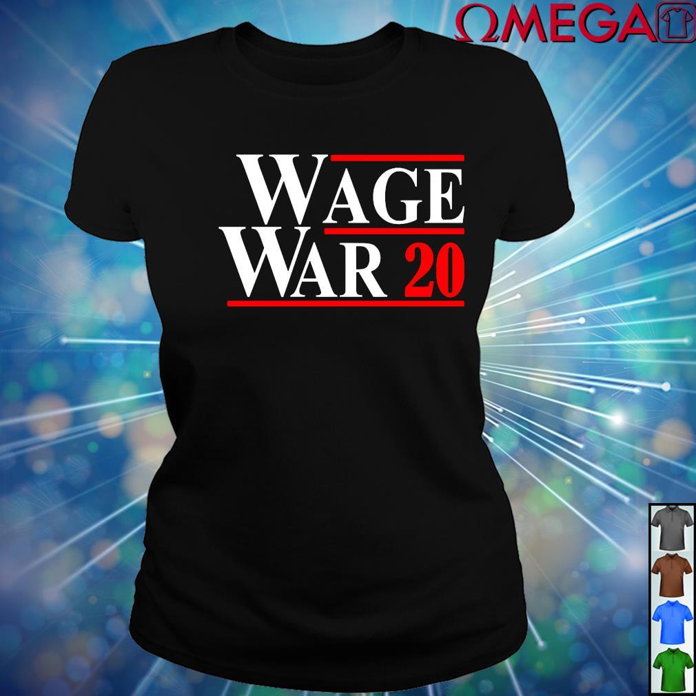 Wage War metalcore band 2020 shirt, hoodie, sweater, long